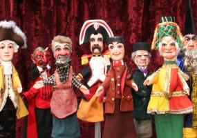 Житомирський академічний обласний театр ляльок на moemisto.ua - Вистава «Порушайка в країні Світлофорії»