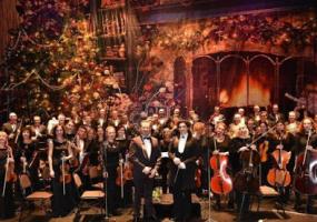 Штраус в опереті. Новорічний концерт
