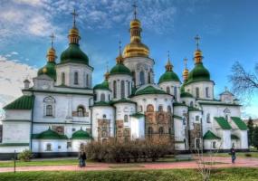 3D-тур Софійським собором
