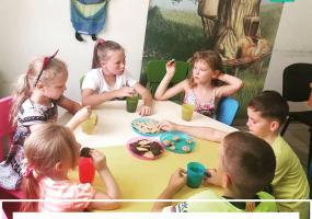 Мовний табір для дітей в центрі Мозаїка