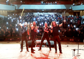 Metallica з симфонічним оркестром.Tribute Show
