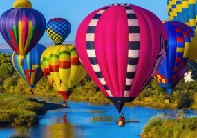 Олександрійська Феєрія - Фестиваль повітряних куль