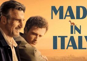 Зроблено в Італії, комедія