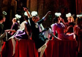 Київ Модерн-балет: Жінки у ре-мінорі. Довгий різдвяний обід
