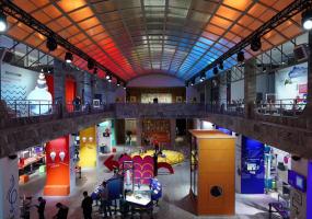 Музей науки - Перший інтерактивний простір