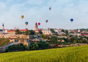 Фестиваль повітряних куль 2020 у Кам'янці-Подільському!
