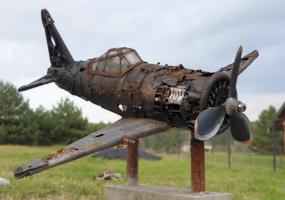 Музей розбитих літаків Другої світової війни