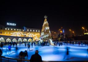 Вся афиша Киева - ROSHEN Winter Village - Святкове містечко
