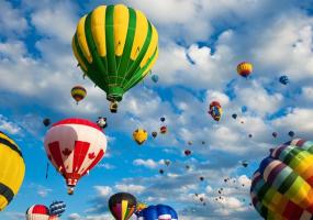 Фестиваль повітряних куль на ВДНГ