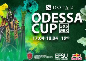 Dota 2 Odessa Cup