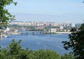 Панорама Києва - Екскурсія