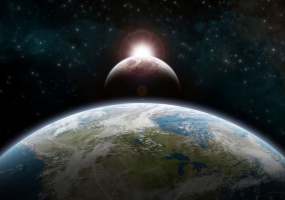 Кільцеподібне сонячне затемнення в Україні