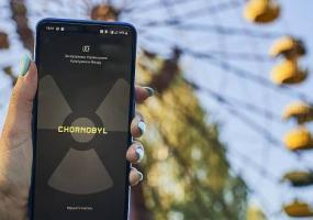 Виртуальная экскурсия в Чернобыль
