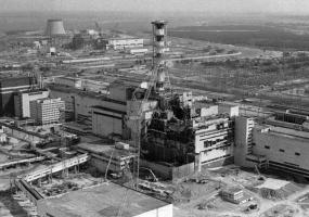 Виставка присвячена 35-річчю Чорнобильської катастрофи