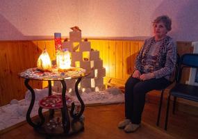Безкоштовна соляна кімната для людей похилого віку