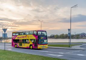 BusPass - найкраща оглядова екскурсія Вінницею