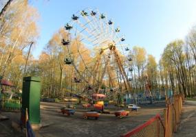 Сезон атракціонів у тернопільських парках відкрито