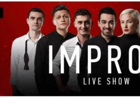 Шоу комедийной импровизации Improv Live Show