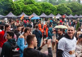 Street Food So Good. Осінь 2021 - Фестиваль їжі у Львові