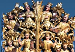 Нове життя іконостаса церкви Святої Трійці - Виставка
