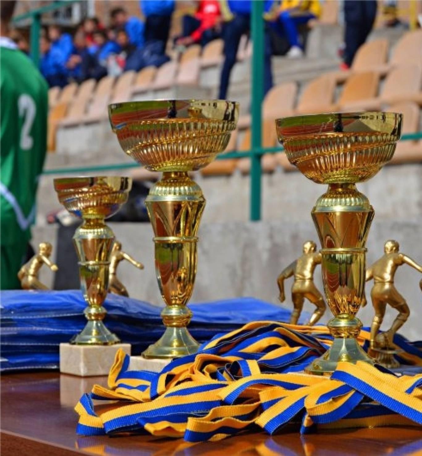 Всеукраїнський дитячий турнір з футболу