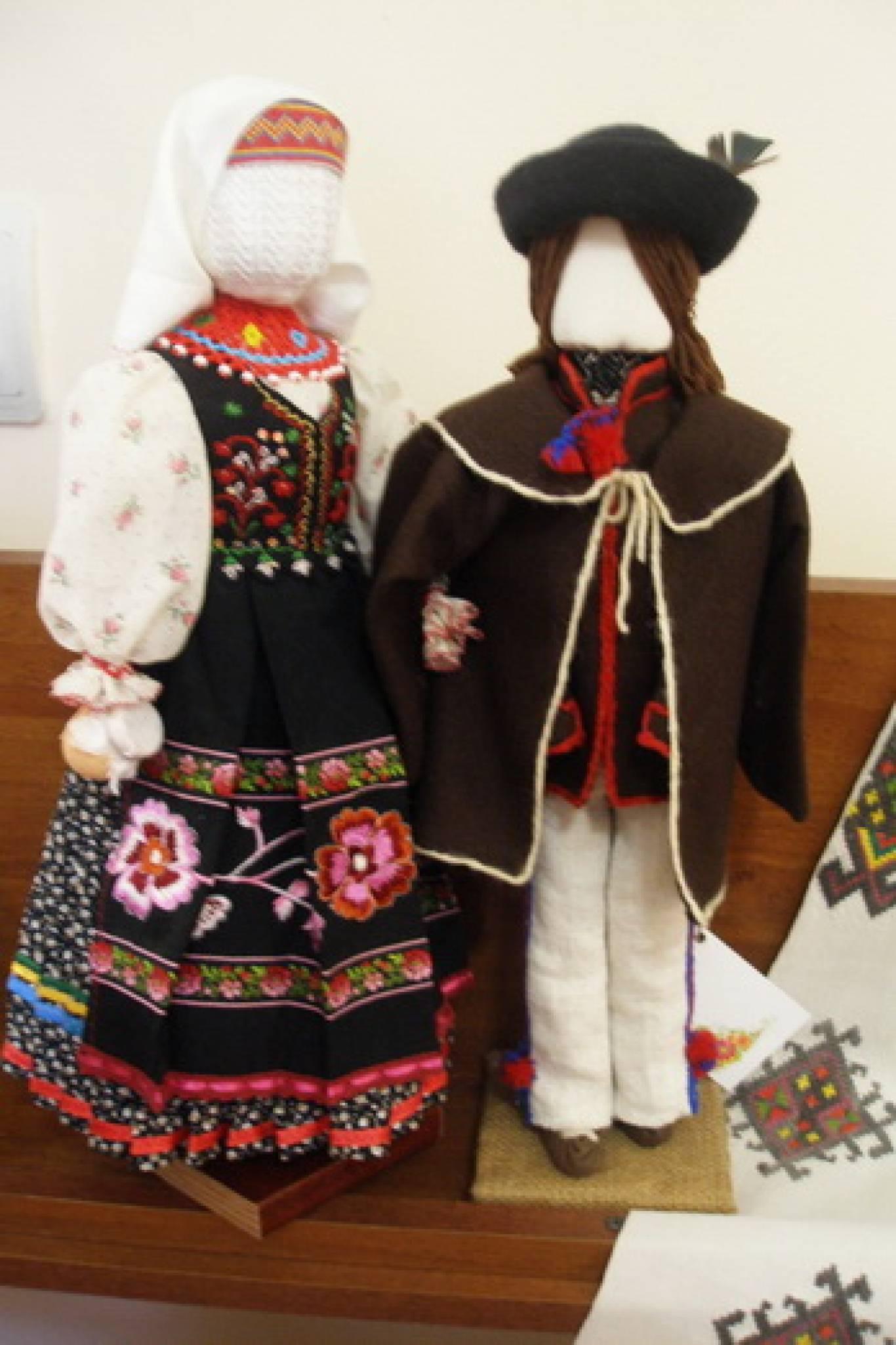 Виставка народних художніх промислів Тернопільщини