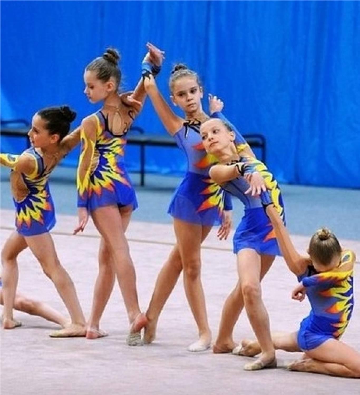Всеукраїнський чемпіонат з естетичної гімнастики