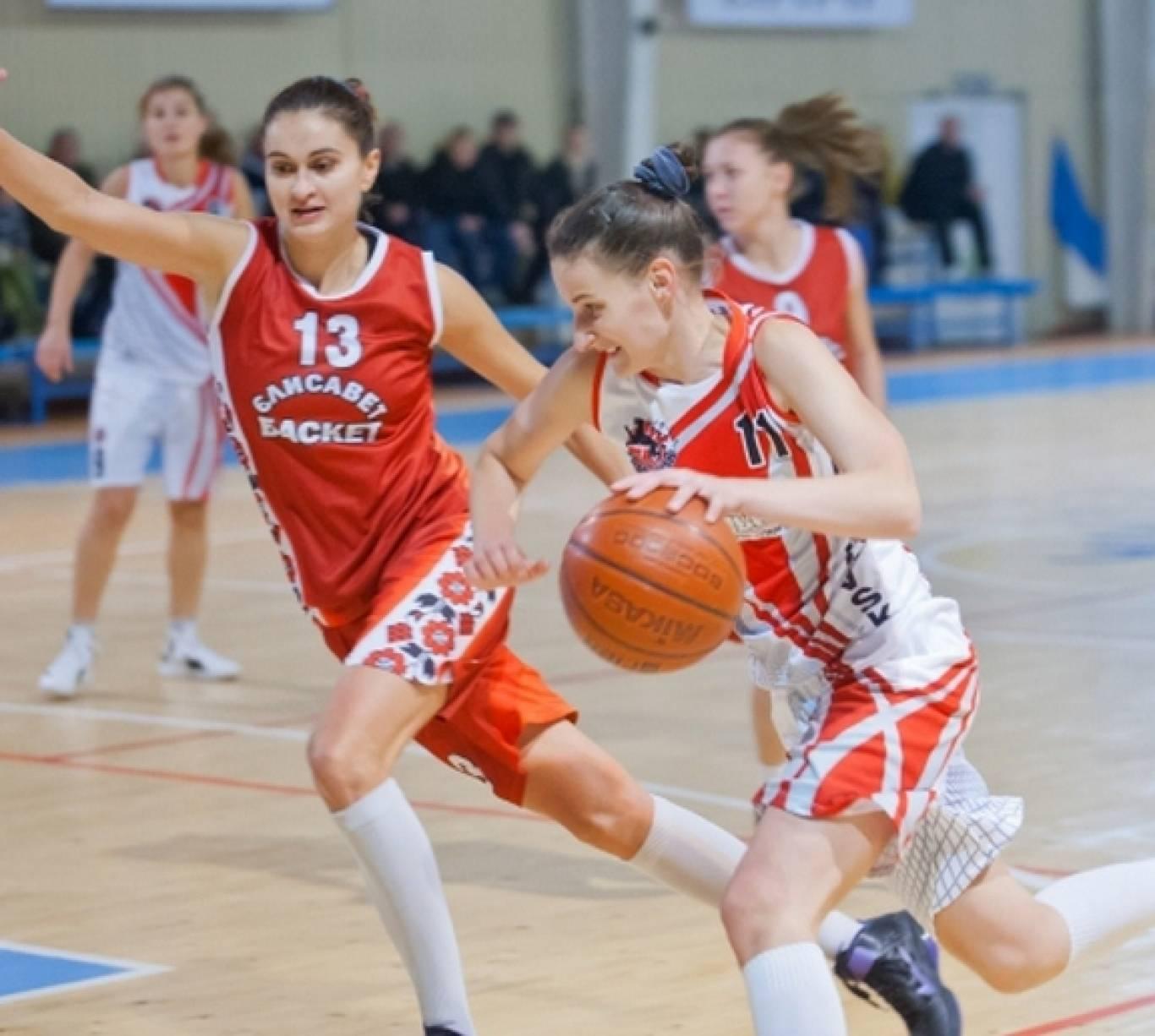 Чемпіонат міста серед жіночих команд з баскетболу