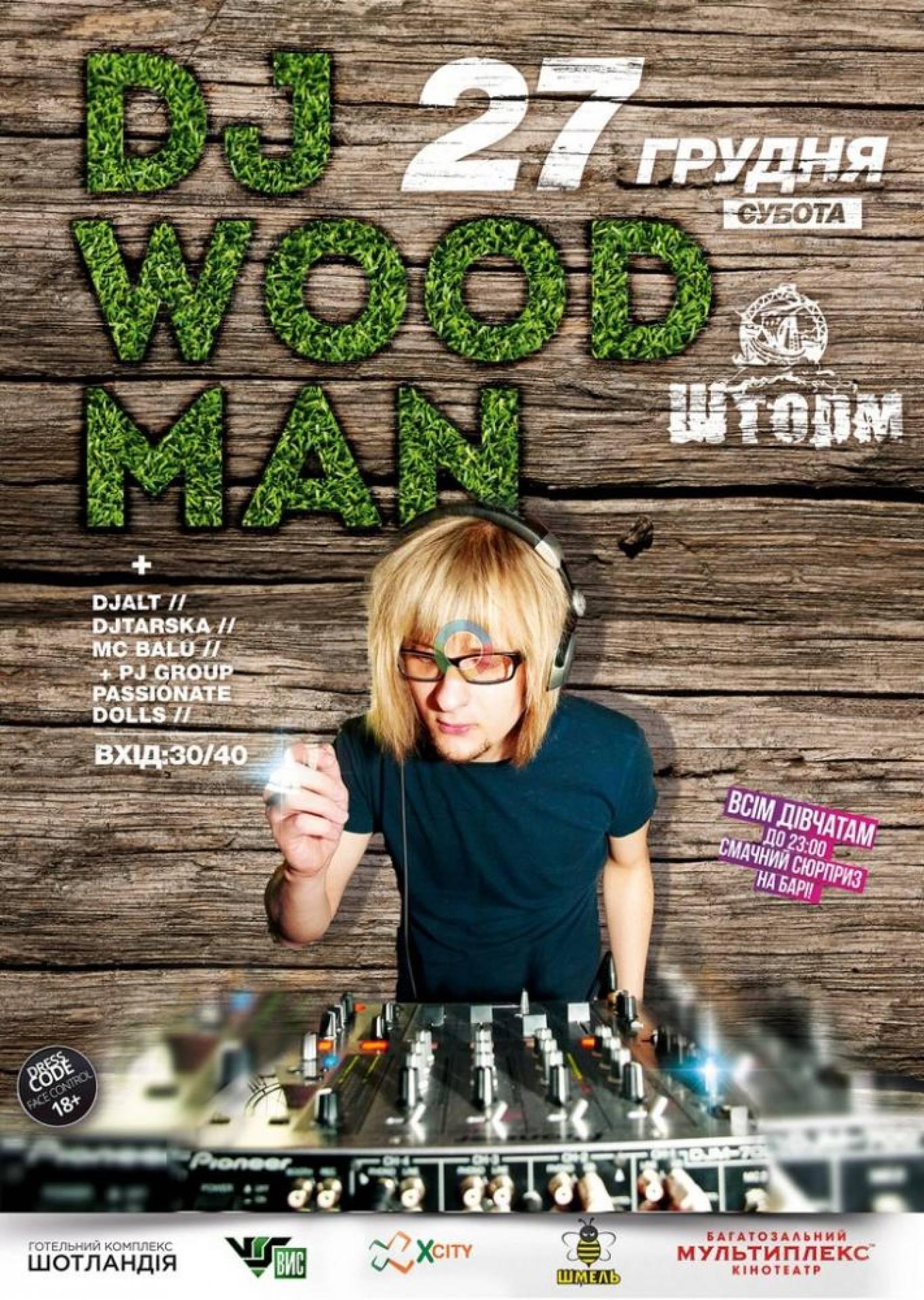 DJ Wood Man