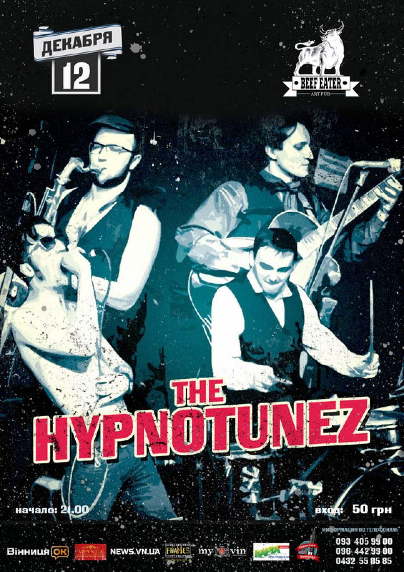 Концерт від «The Hypnotunez»