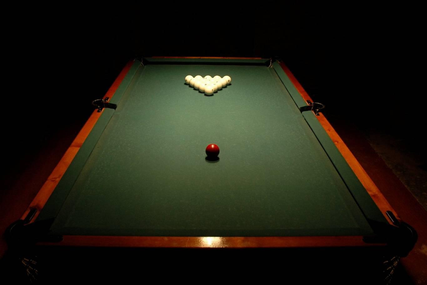 Більярдний турнір для постійних клієнтів