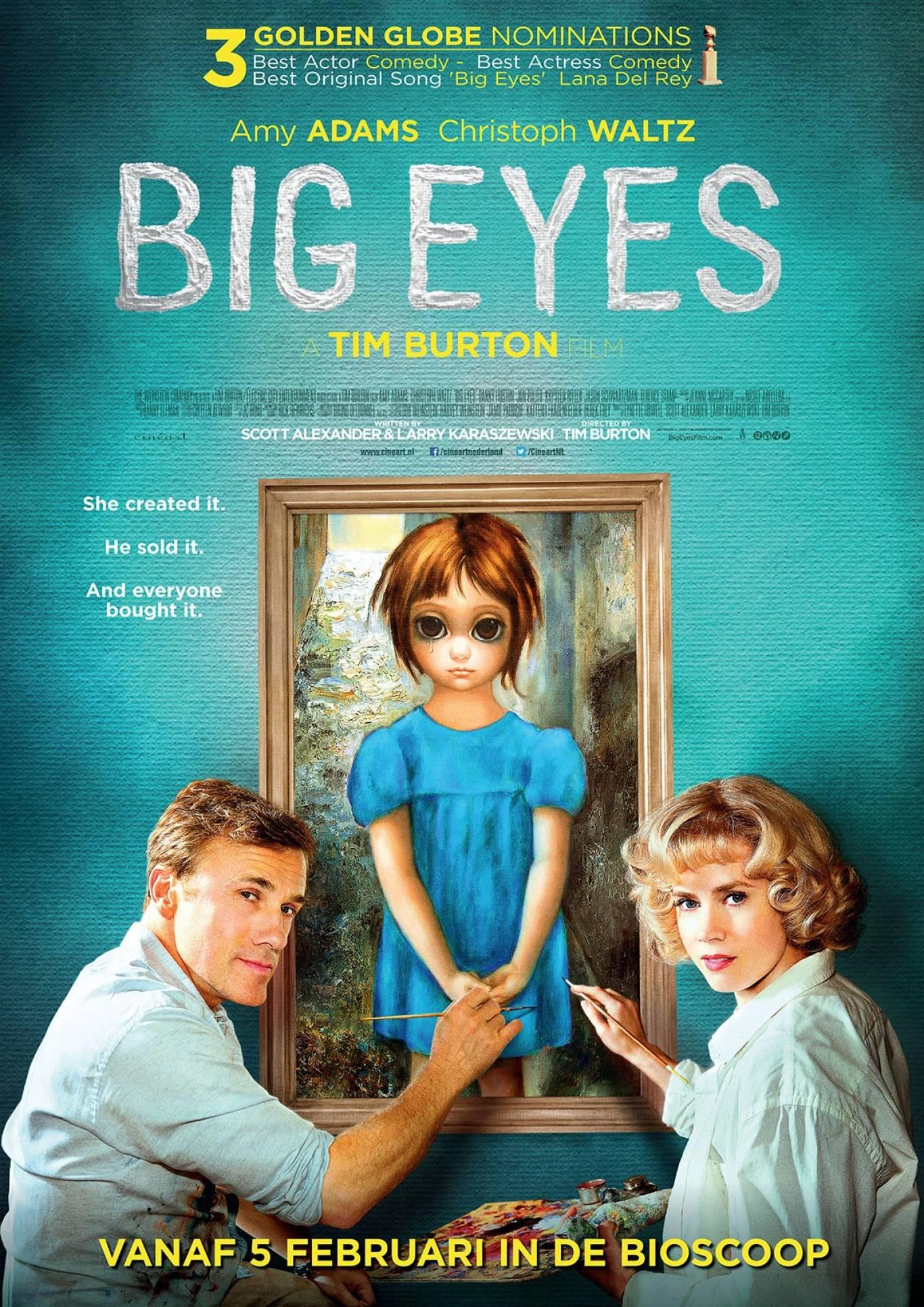 """""""Великі очі"""""""