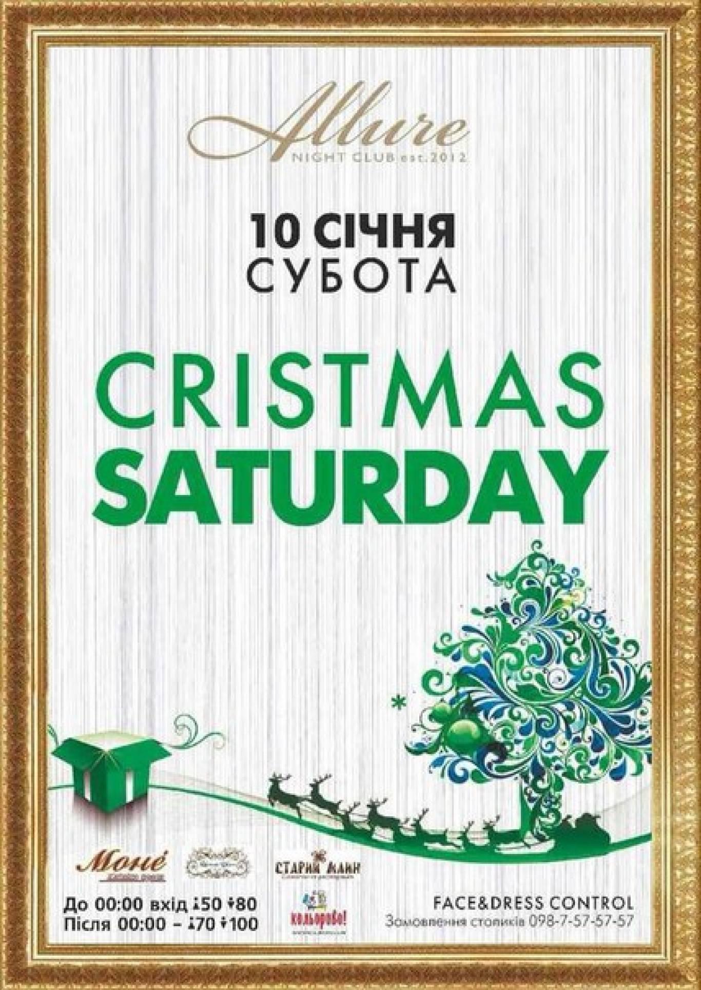 Christmas Saturday