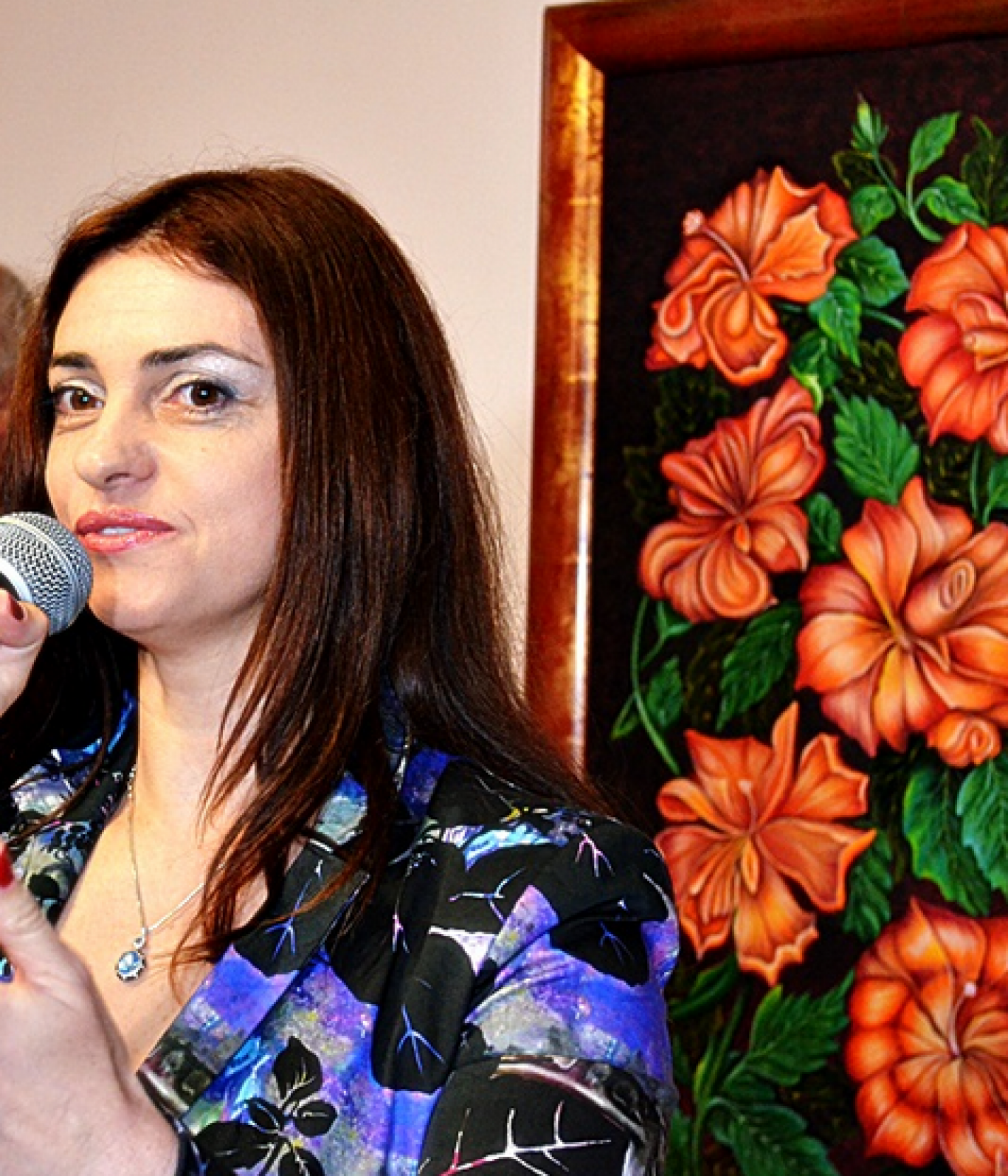Персональна  виставка живопису Руслани Шевельової