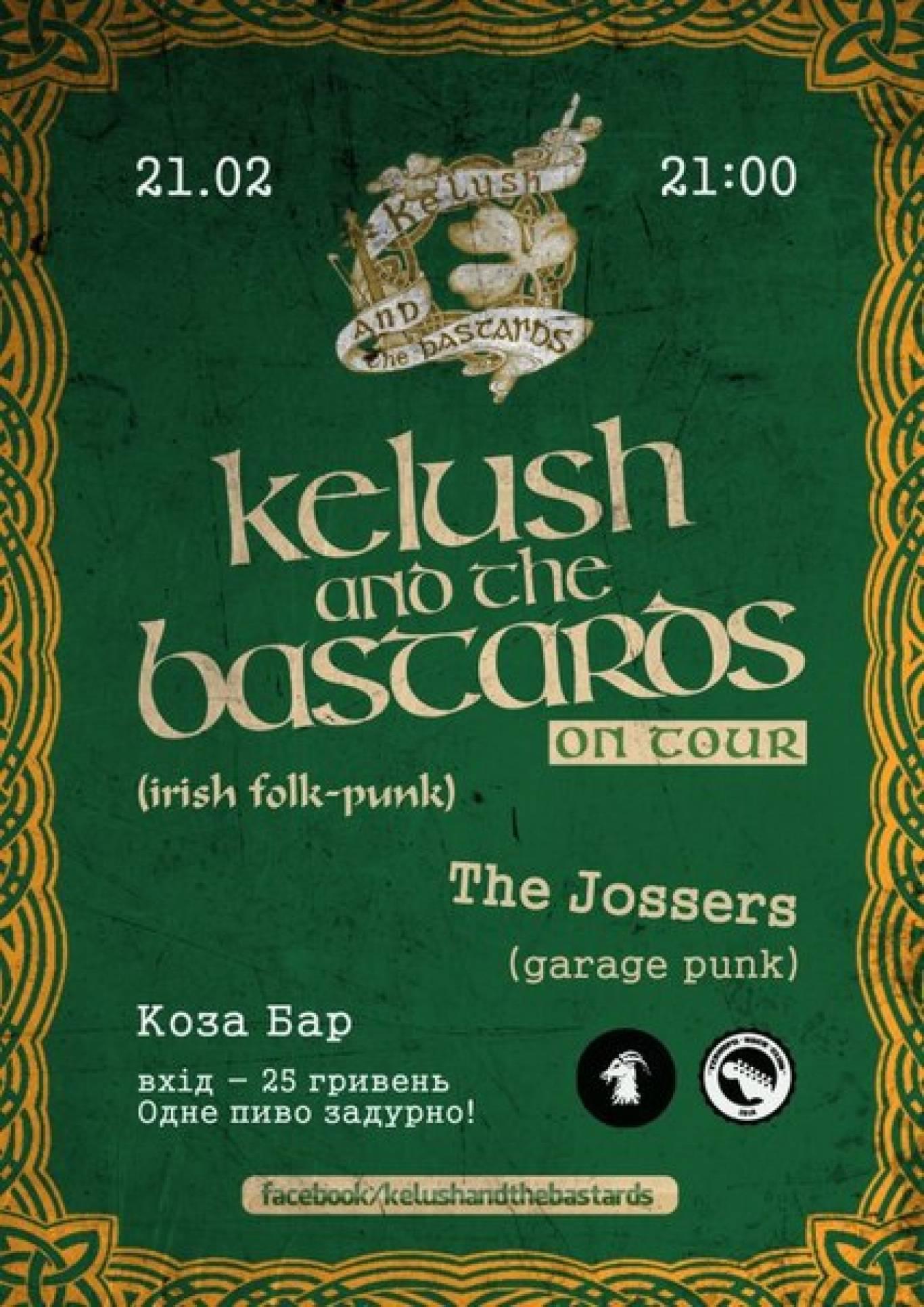 Kelush & The Bastards