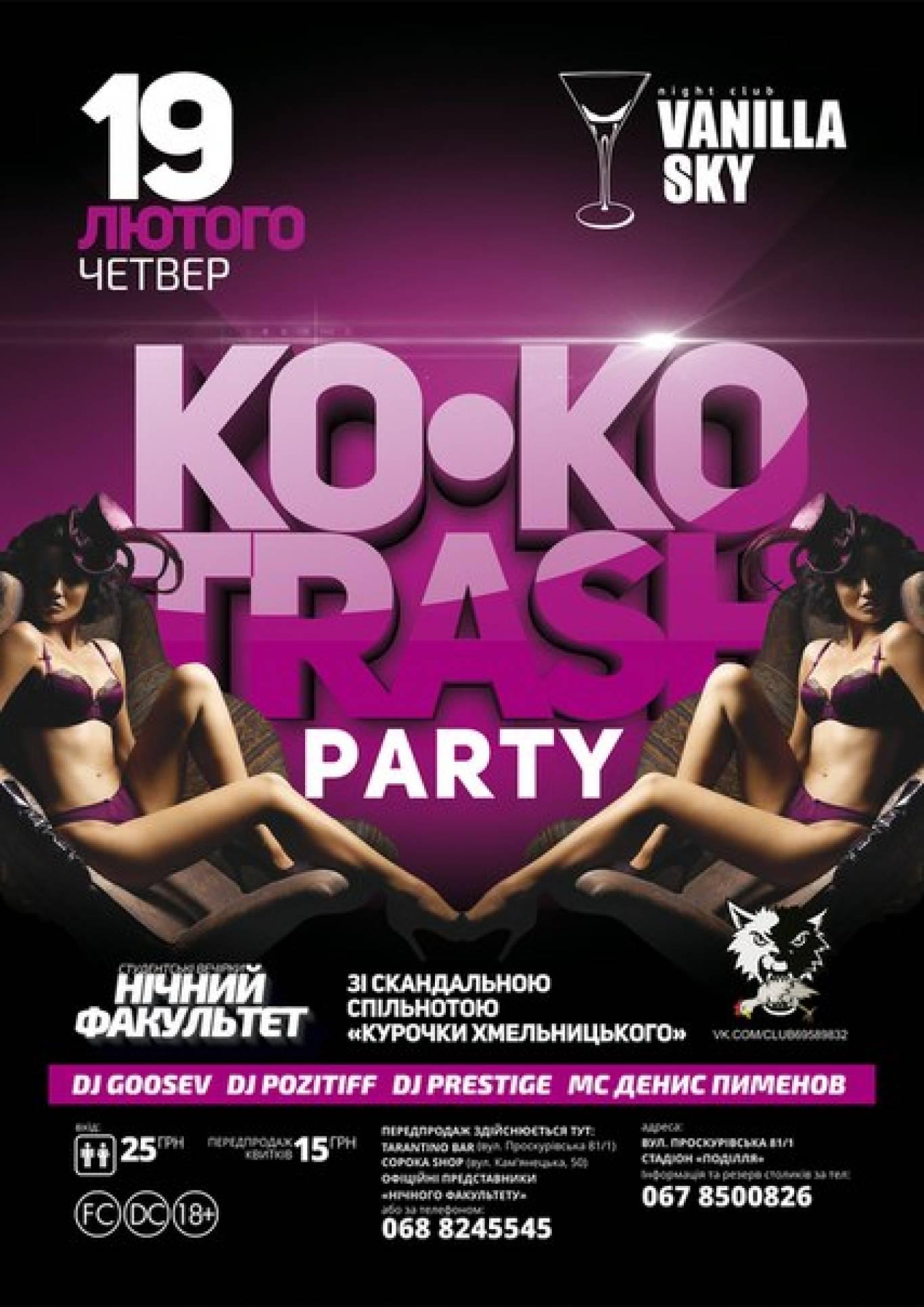 Ko-ko trash party