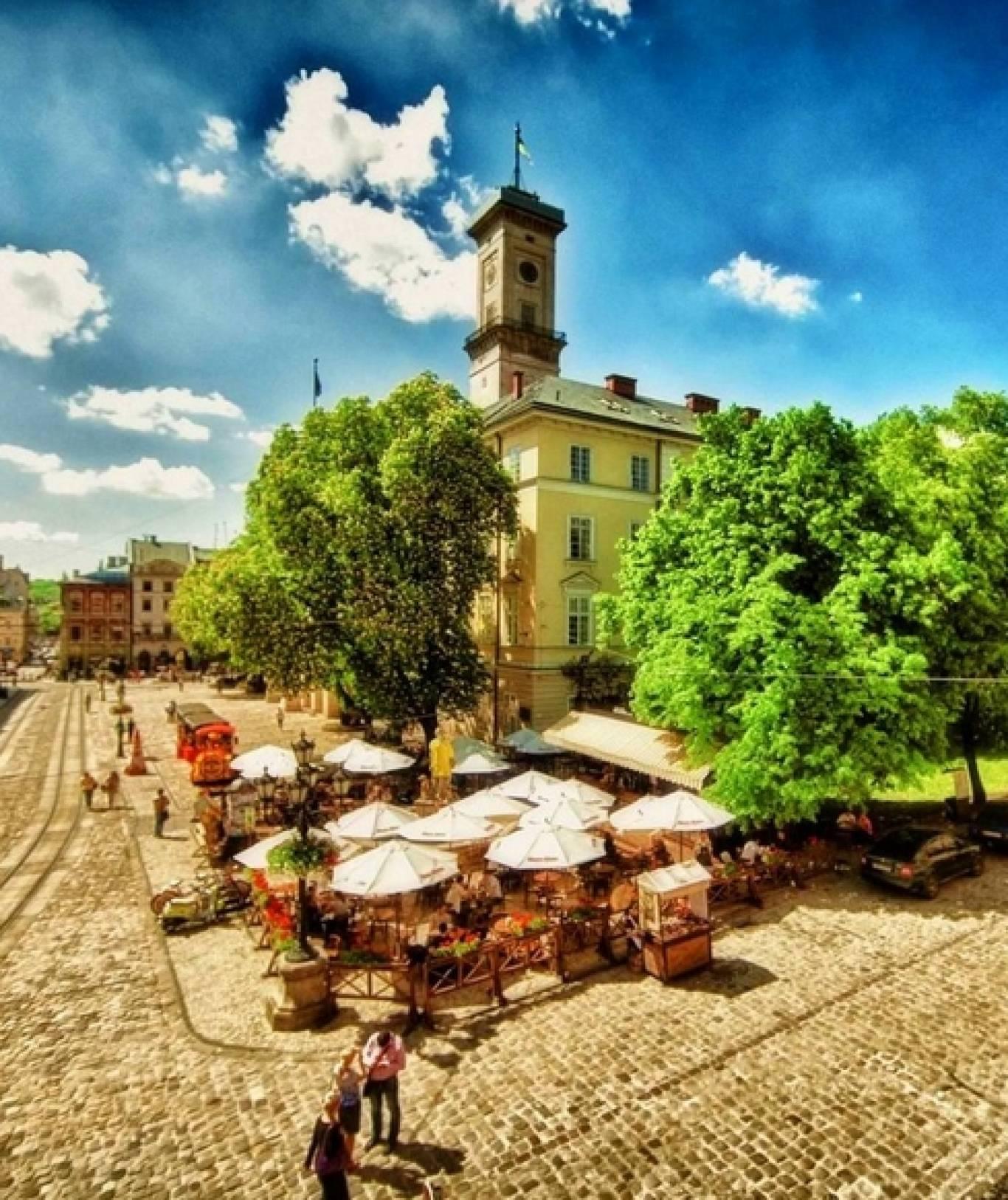 Відкрий для себе весняний Львів