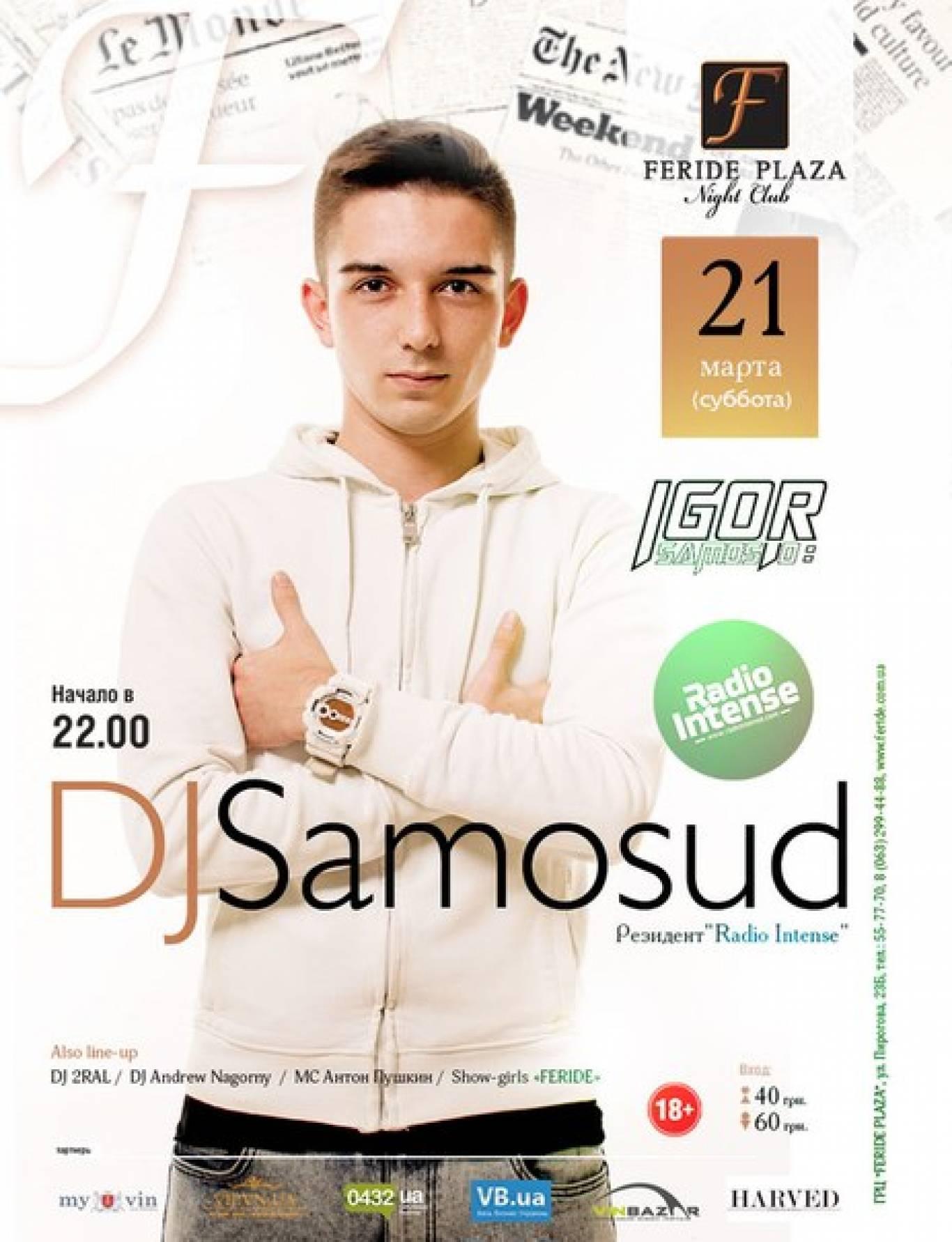 DJ Sumsud у Feride