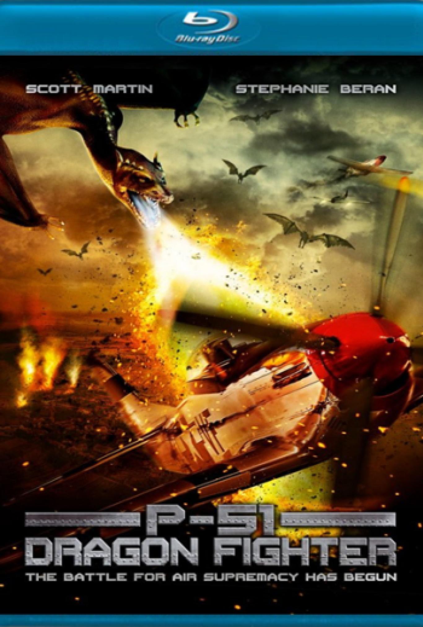 """Фентезі """"Р-51: Винищувач драконів"""""""