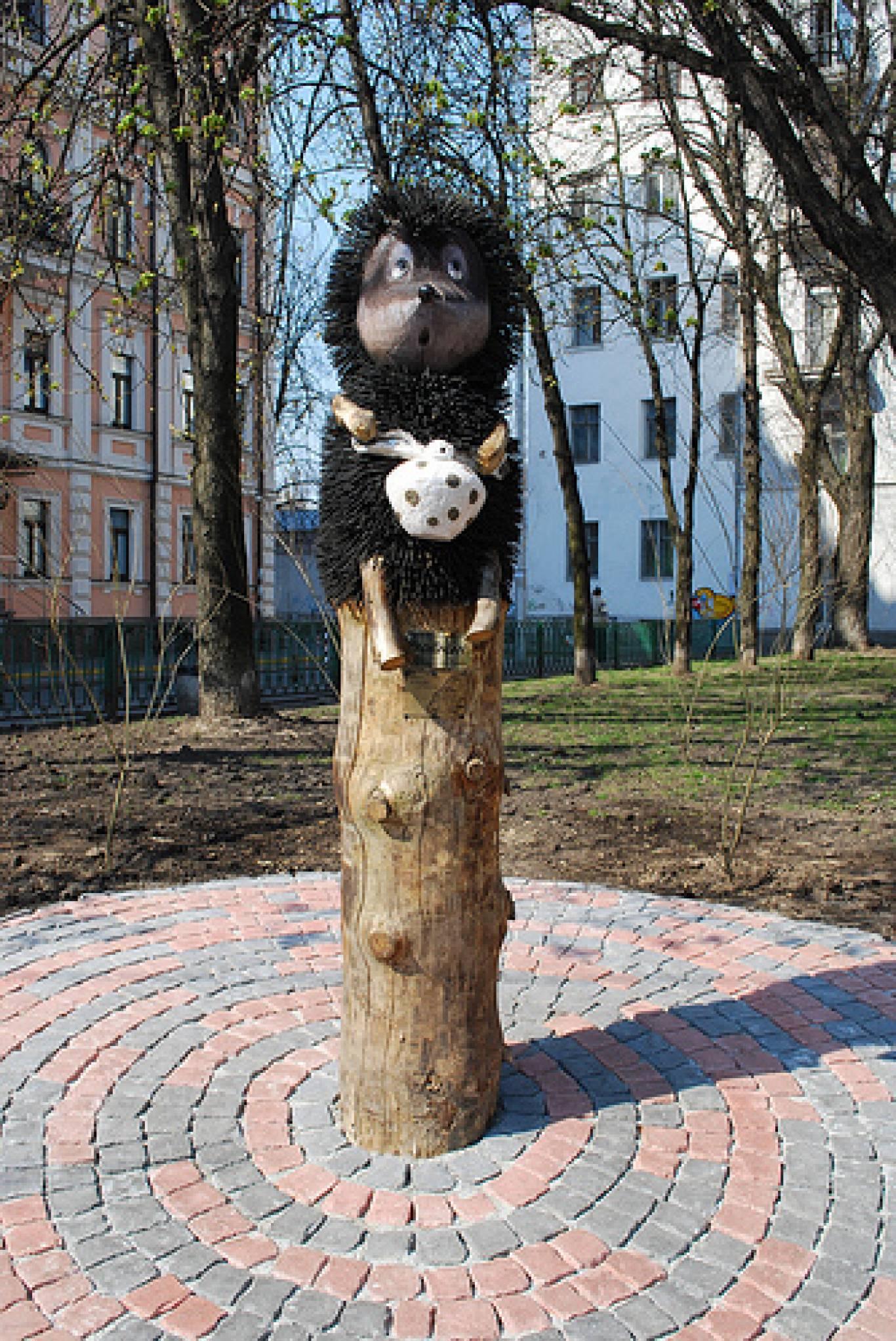 Дитяча екскурсія від спільноти «Захоплюючий Київ»: «Жил-был кот… и все-все-все»
