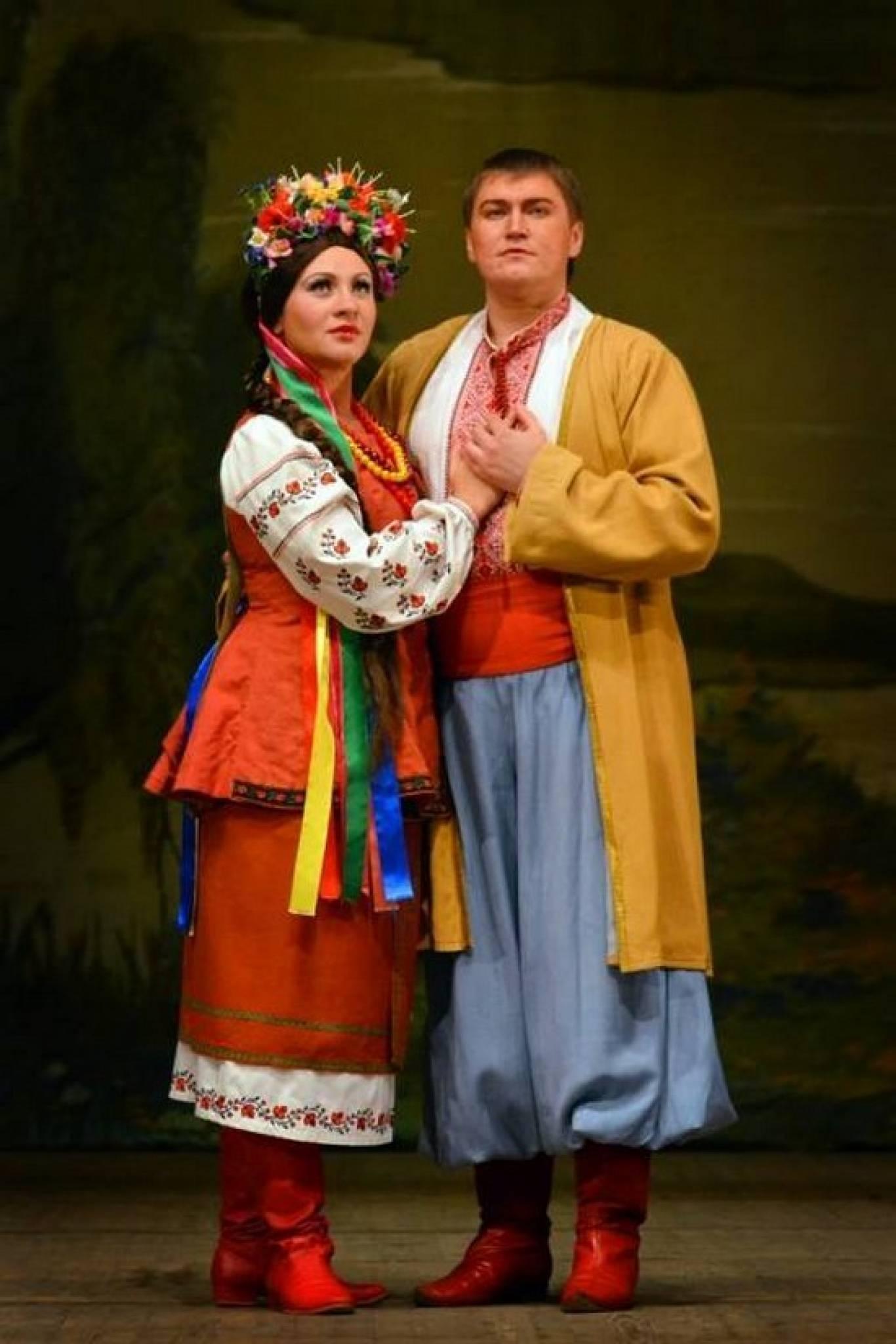 """""""Наталка Полтавка"""" у Національній опері України"""