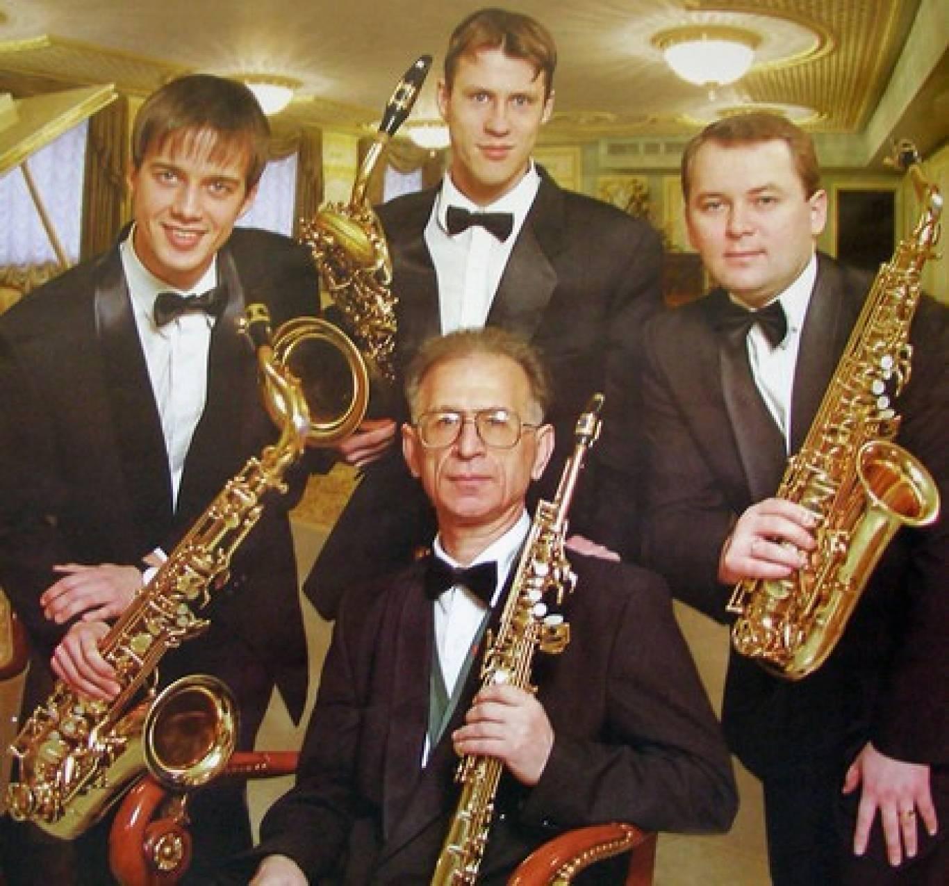Київський квартет саксофоністів у Вінниці