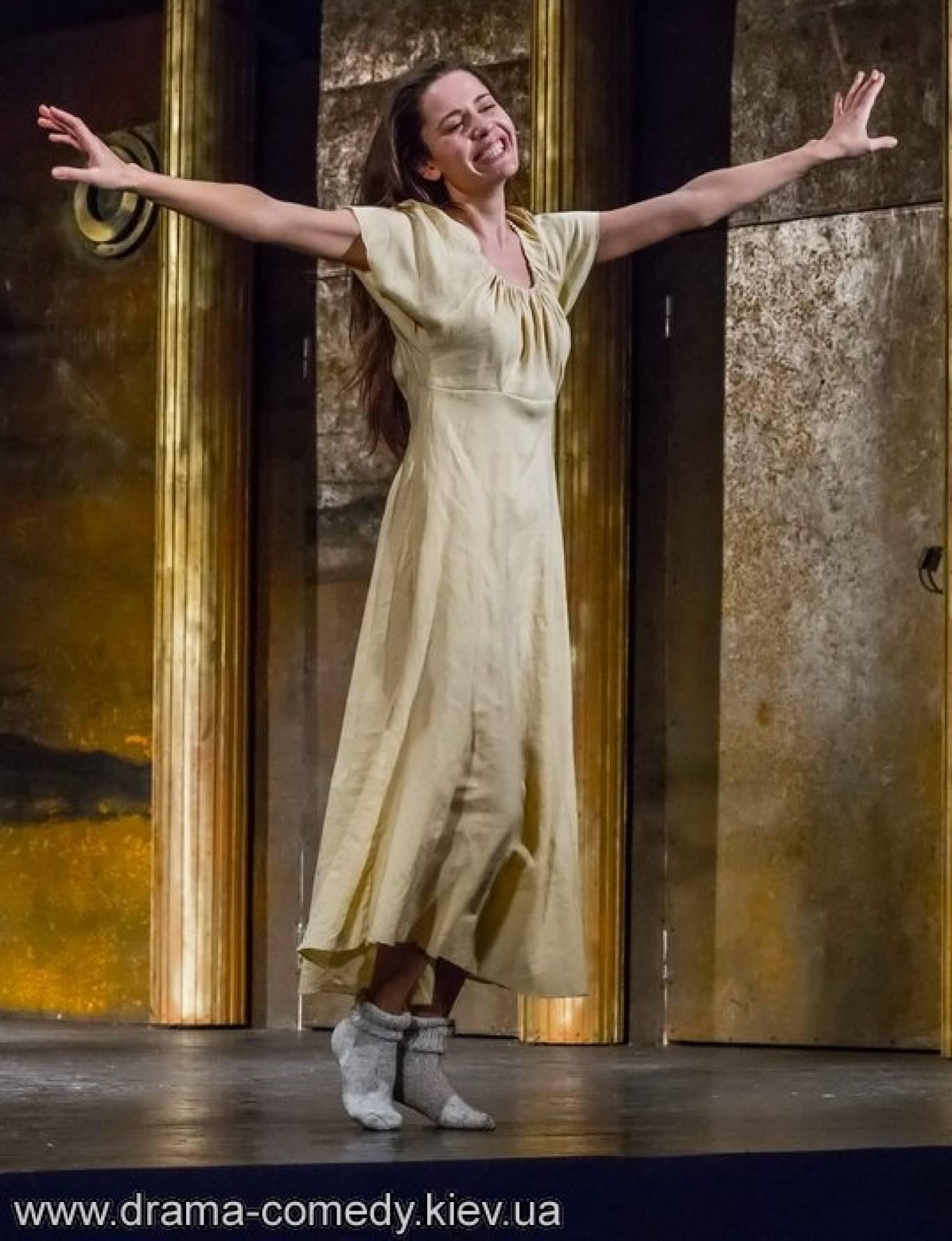 Спектакль Театру на Лівому березі Дніпра «Чого хочуть жінки?»