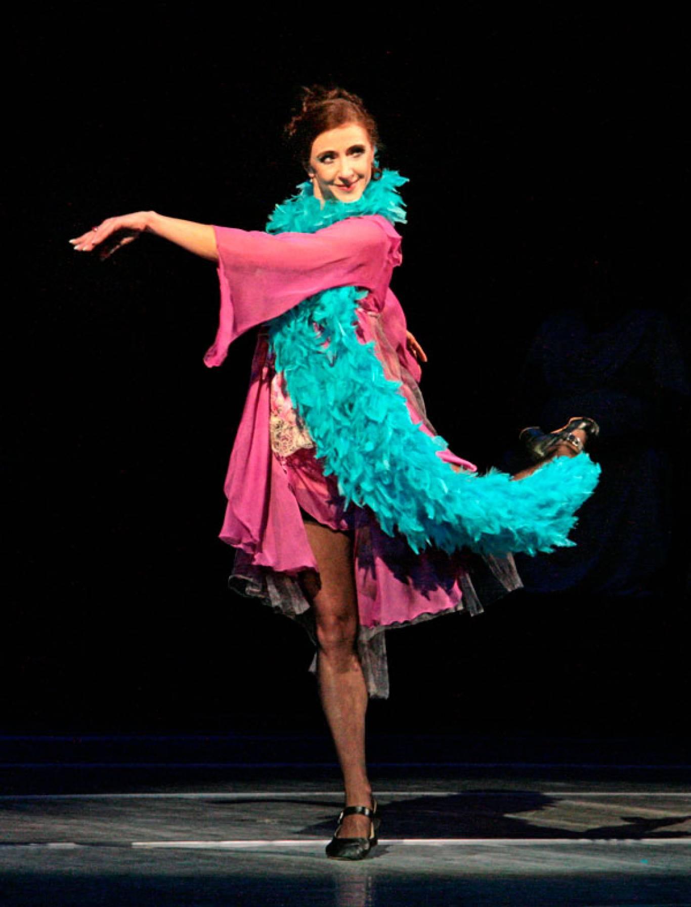 Балет «Грек Зорба» у Національній опері України