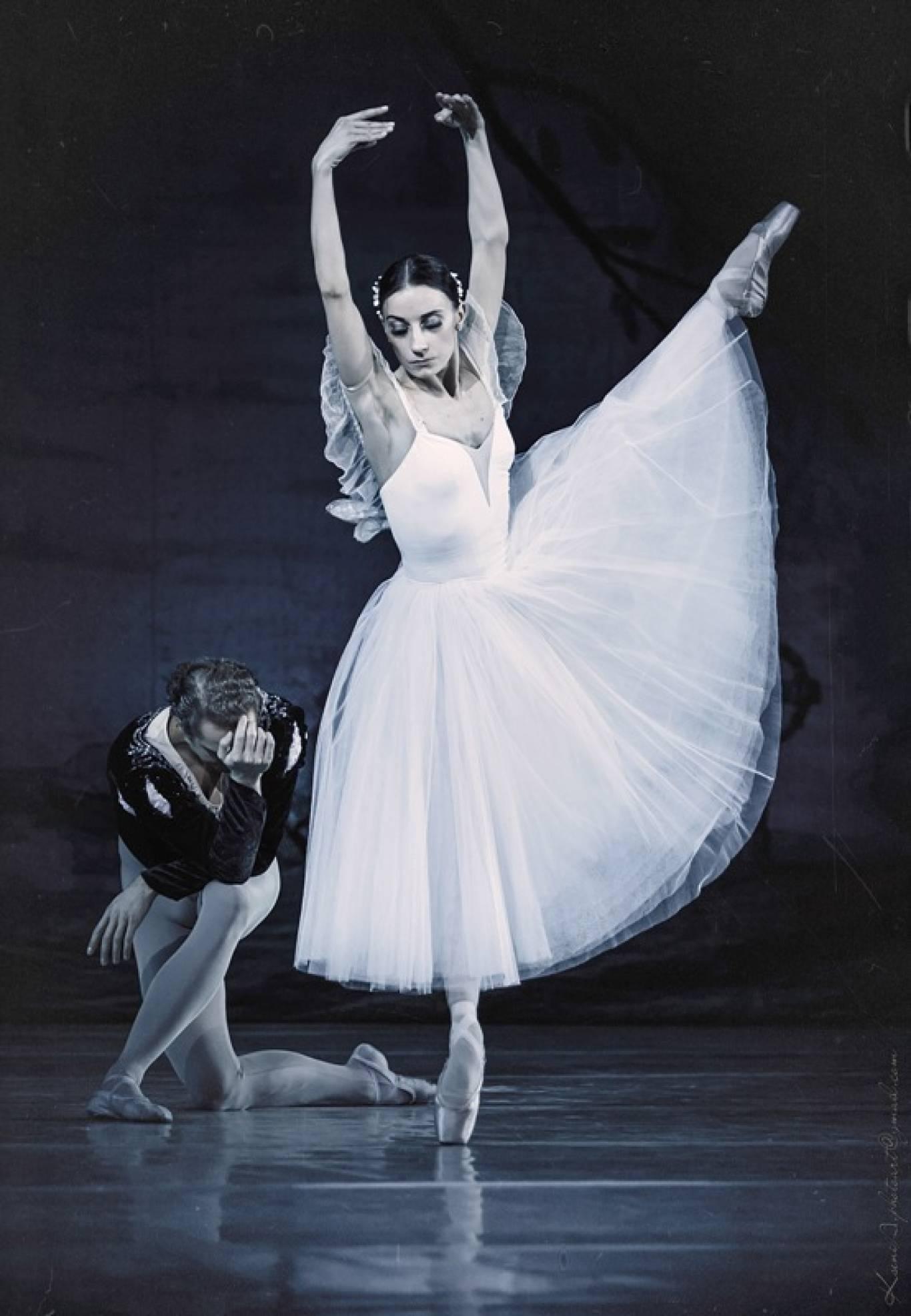 Балет «Жизель» у Національній опері України