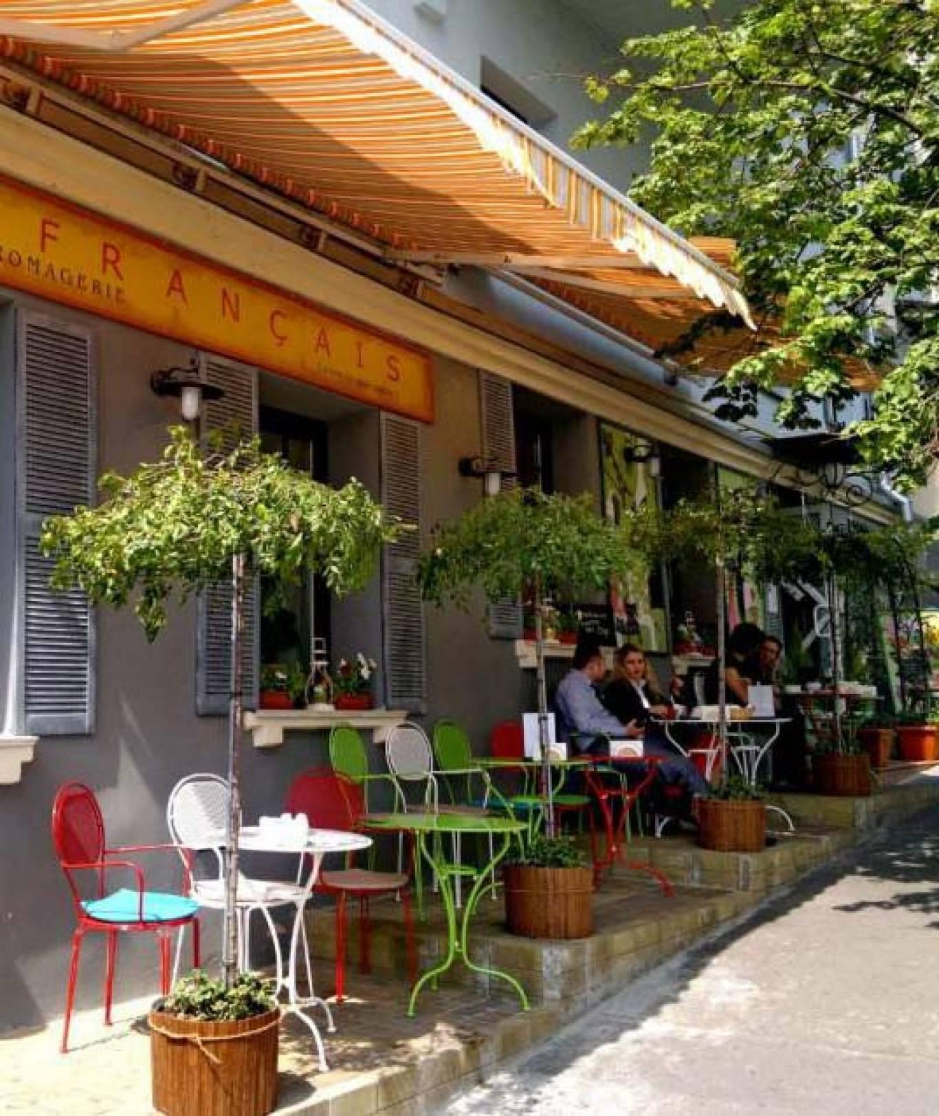 Гастро-шопінг у мережі кав'ярень-пекарень Très FRANÇAIS