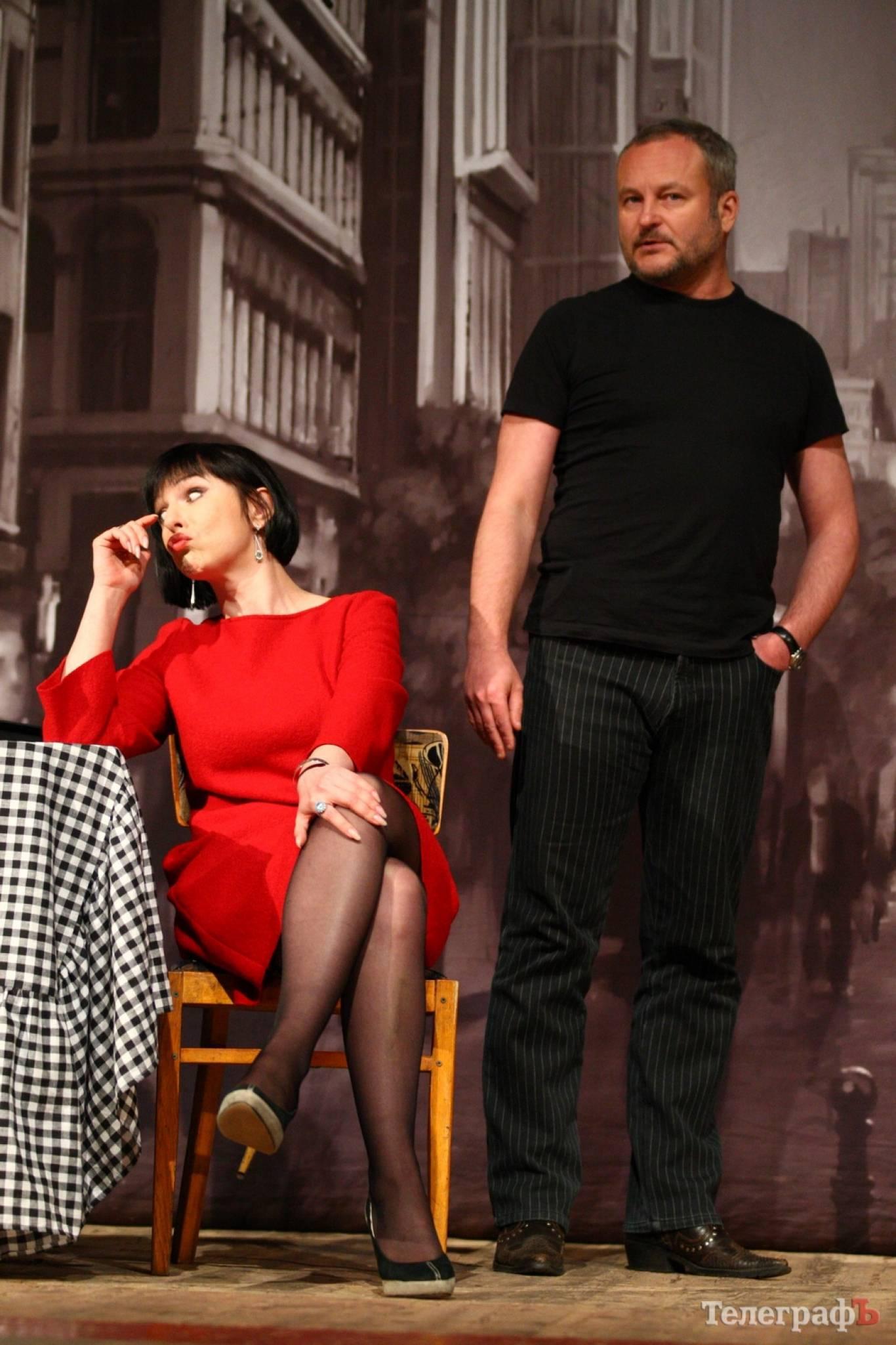 Пікантна вистава про секс і любов «Попередні пестощі» від Київського театру «Чорний Квадрат»