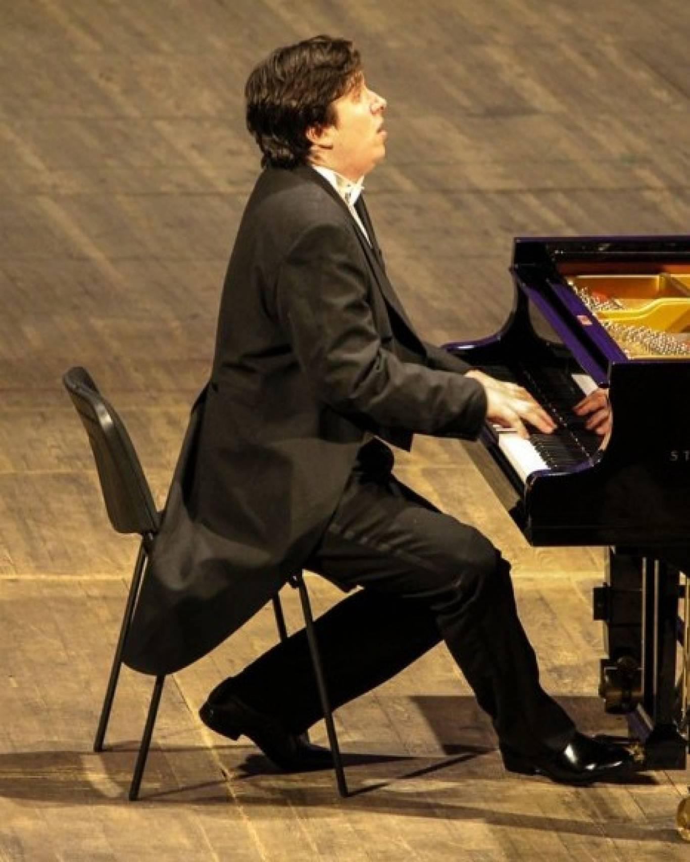 Концерт Дмитра Онищенка та симфонічного оркестру