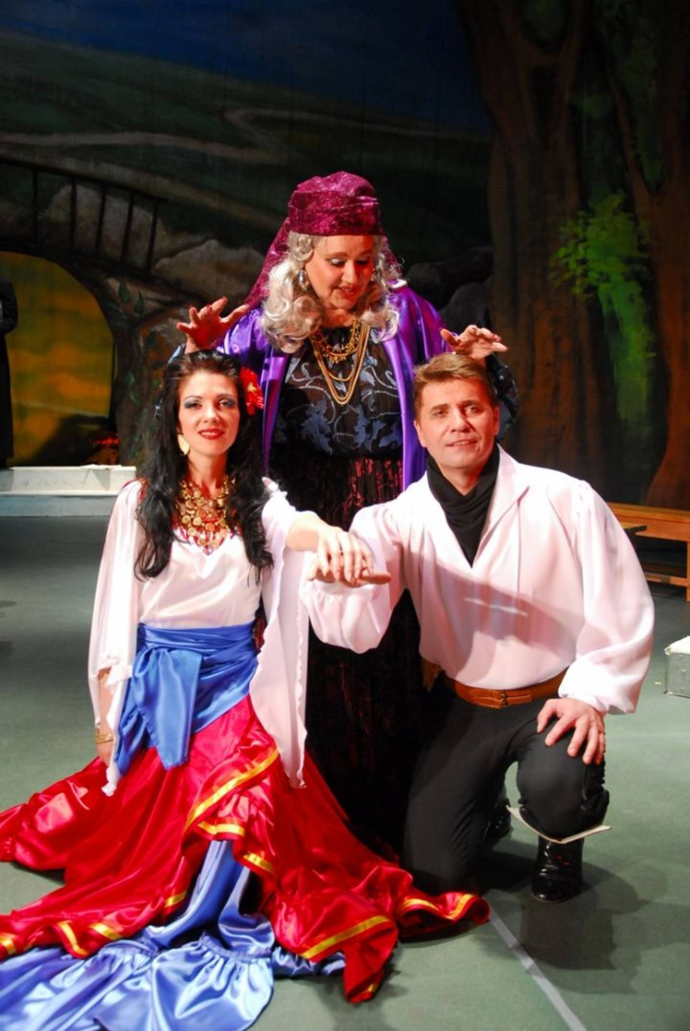 Театр оперети запрошує на виставу «Циганський барон»