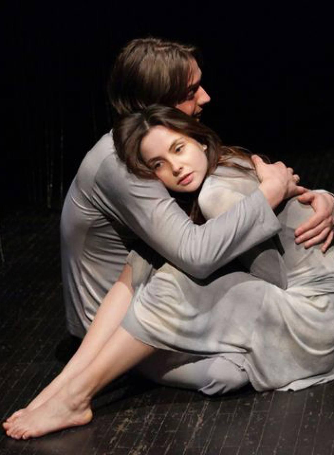 «Неймовірна історія кохання» у Молодому театрі